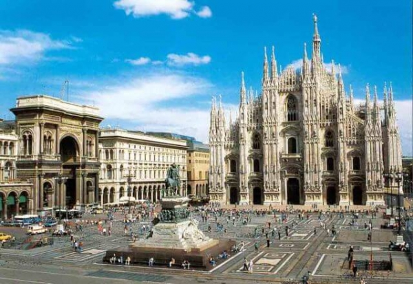 Milano vikend